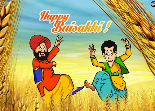 Happy Baisakhi Images 2016 for Whatsapp Facebook, Vaisakhi Pictures Free Download, Punjabi Photos