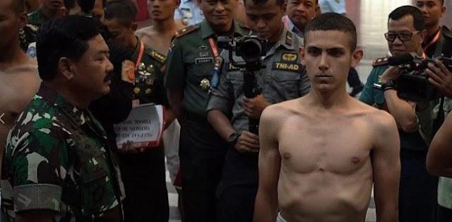 Soal Enzo, BIN Serahkan Sepenuhnya Kepada TNI Untuk Dibina