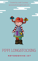 Pippi Longstocking unit study