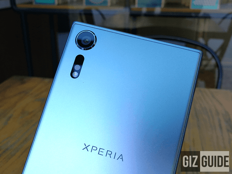 Sony Xperia XZs: First Camera Samples