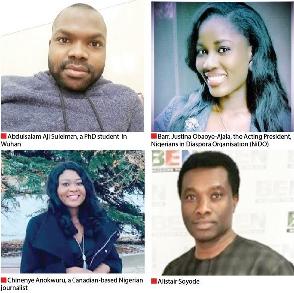 COVID-19: The Story Of Nigerians Under Lockdown In Foreign Countries