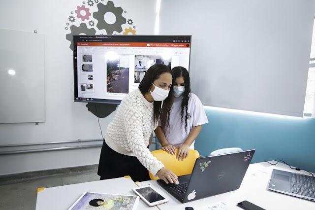 Estado abre 20 mil vagas para cursos de formação para ensino remoto e híbrido