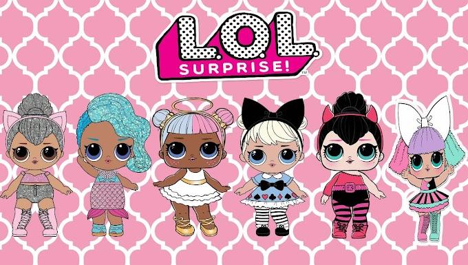 Vestido da LOL Surprise: 10 Diferentes Modelos pra Você se Inspirar