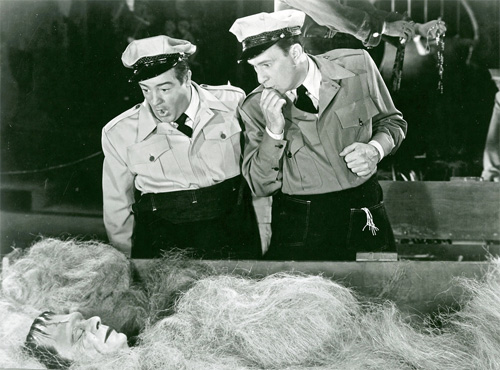 A & C Shipping courtesy of Abbott and Costello Meet Frankenstein (1948)