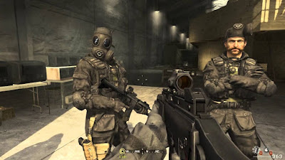SS Call of Duty 4: Modern Warfare 3
