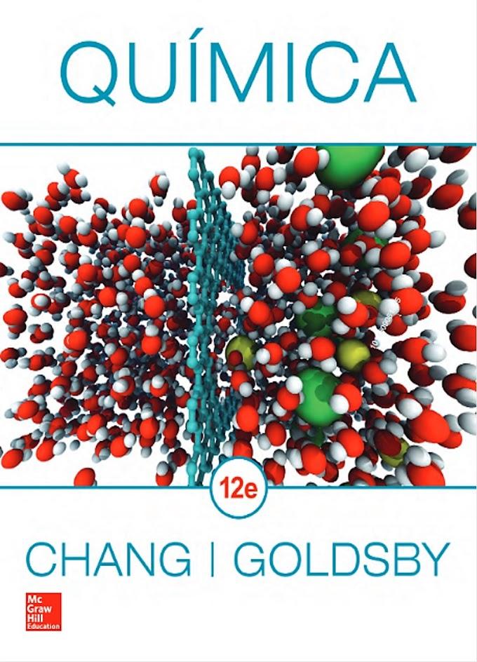 Química - Raymond Chang - 12va Edición [Libro]