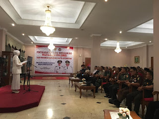 Bupati Jember Serahkan DIPA 2020 Bagi 67 Satuan Kerja