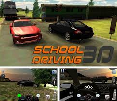 School-Driving-Simulator