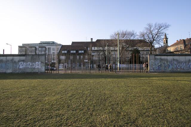 Gedenkstatte Berliner Mauer-Berlino