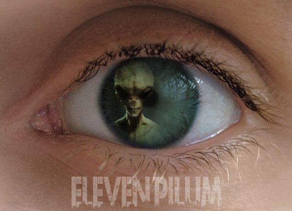 Imagen promocional de Eleven Pilum, saga DEF-ET, de ZetaBon - Cine de Escritor