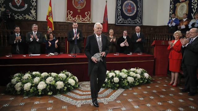 Especial. Eduardo Mendoza recibe el Premio Cervantes 2016