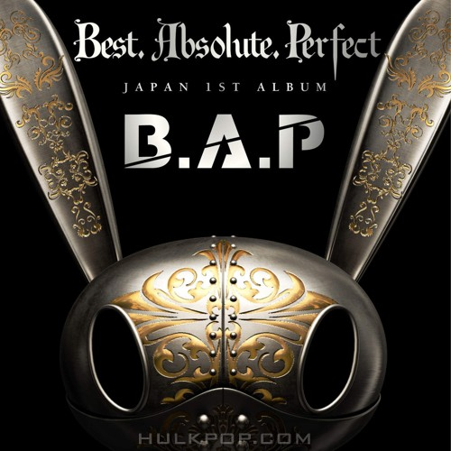 B.A.P – Best. Absolute. Perfect (Japan 1st Album)