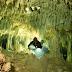 Revelada agora, maior caverna subaquática do planeta está repleta de esqueletos e artefatos maias