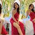 नेहा शर्मा ने रेड कलर की ड्रेस में ढाया कहर, तस्वीरों ने दिलाया गर्मी का एहसास