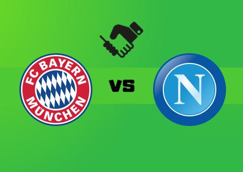 Bayern de Múnich vs Nápoles  Resumen y Partido Completo