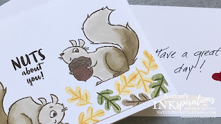 By Angie McKenzie for Stampin' Dreams Blog Hop; Click READ or VISIT to go to my blog for details! Featuring the Nuts About Squirrels Photopolymer Stamp Set from the Stampin' Up! July-December 2021 Mini Catalog; #anyoccasioncards #simplestamping #nutsaboutyou #coloringwithblends #lunchboxnote #backpacknote #suitcasenote #pursenote #schooldaysideas #stampinup #nutsaboutsquirrels #maketheirschooldaybetter #makesomeonesday #diycrafts #handmadecards #stampindreamsbloghop #naturesinkspirations