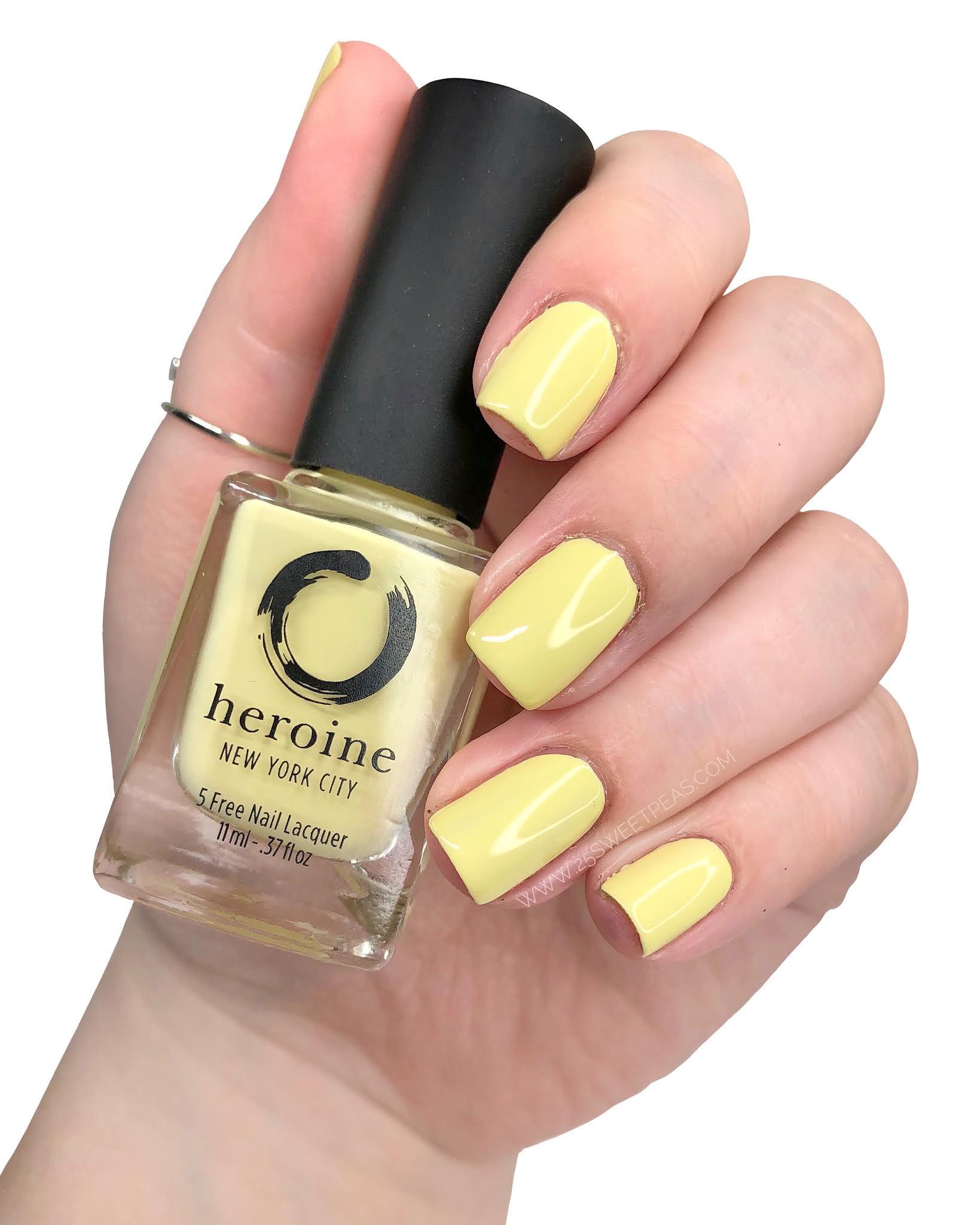 Heroine NYC Lemonade 25 Sweetpeas