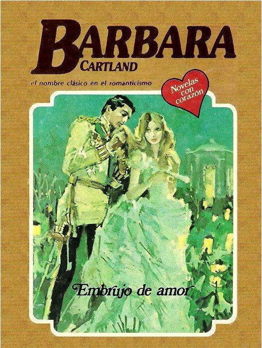 Embrujo de Amor – Barbara Cartland