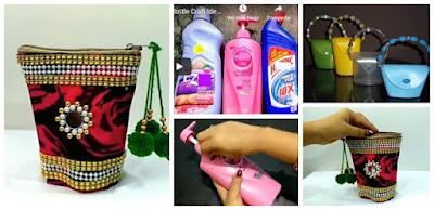 reciclaje-botellas-shampoo