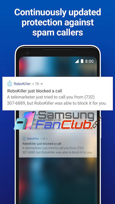 Top 5 Best Robocall Blocker Apps to Control Spam on Android Samsung Phones in 2020