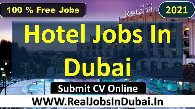 Rotana Hotel Jobs In Dubai  UAE