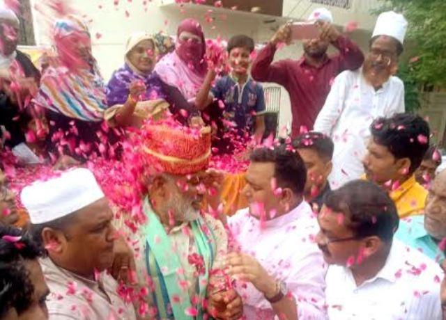 धारा 370 और 35A हटाए जाने पर मुसलमानों में खुशी का माहौल - newsonfloor.com