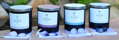 the spa girl life candle sets