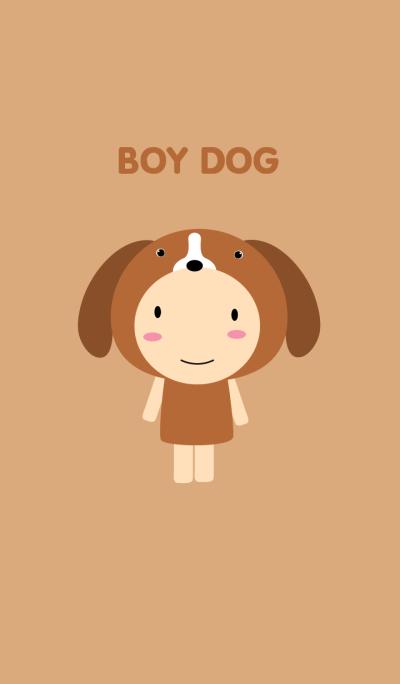 Simple Boy Dog theme