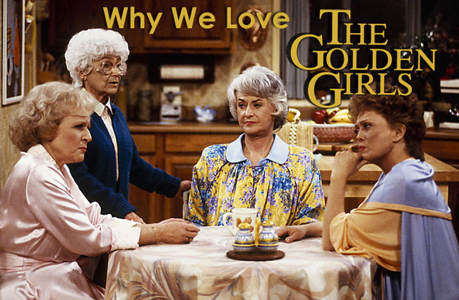 Know Your Show: The Golden Girls #AtoZChallenge