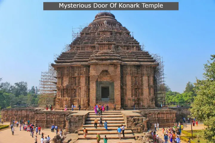 Mysterious Door Of Konark Temple