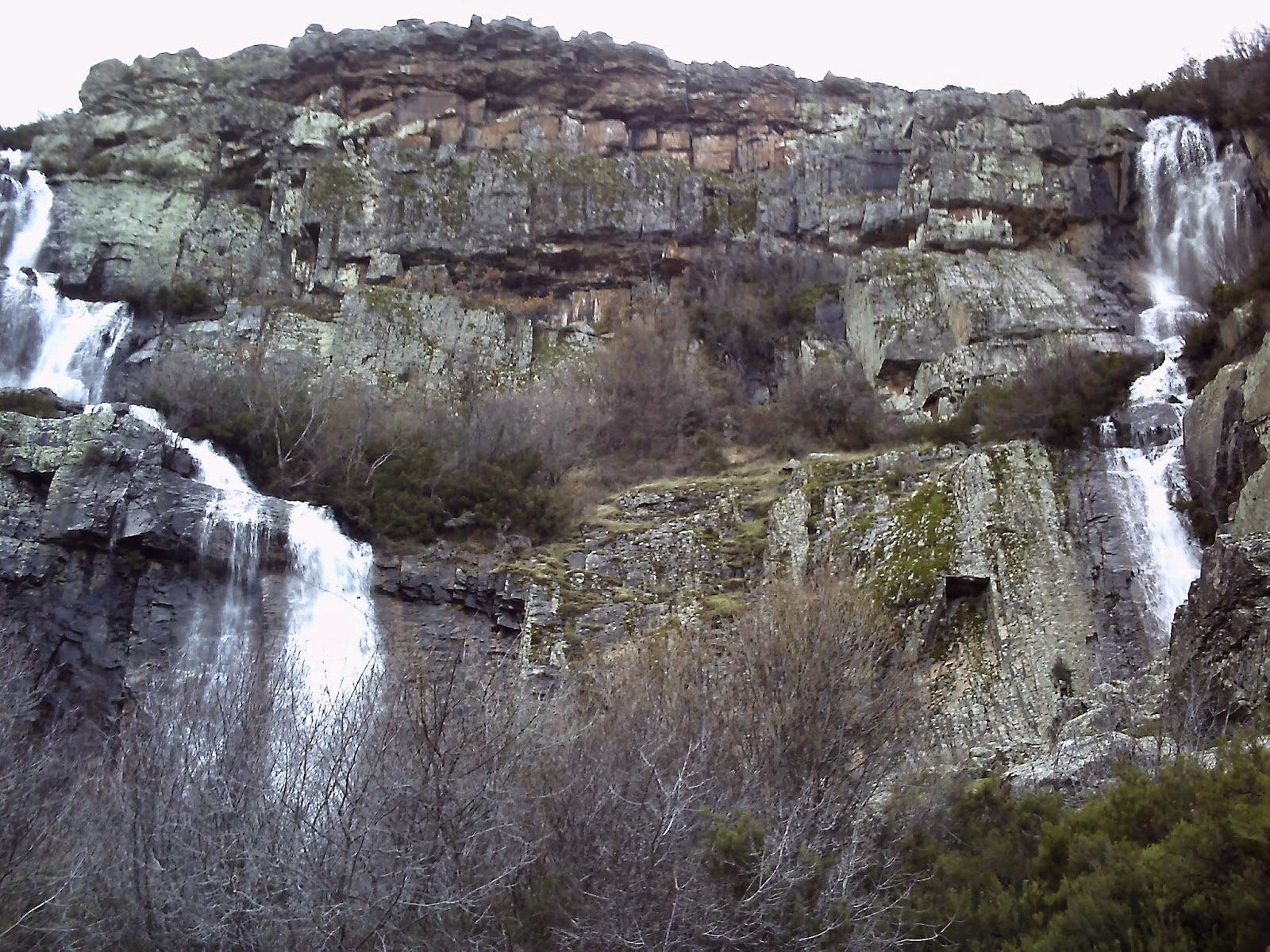 Ruta Valverde de los Arroyos - Pico del Ocejón