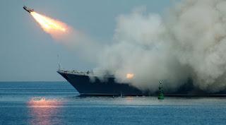 Perang Suriah: Turki Mau Kuasai Idlib, Rusia Siap 3 Kapal Fregat