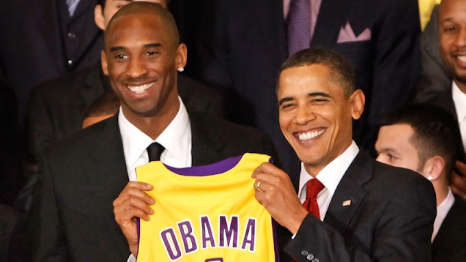 'Nothing is more heartbreaking' - Barack Obama for the first time, publicly talks about Kobe Bryant's death