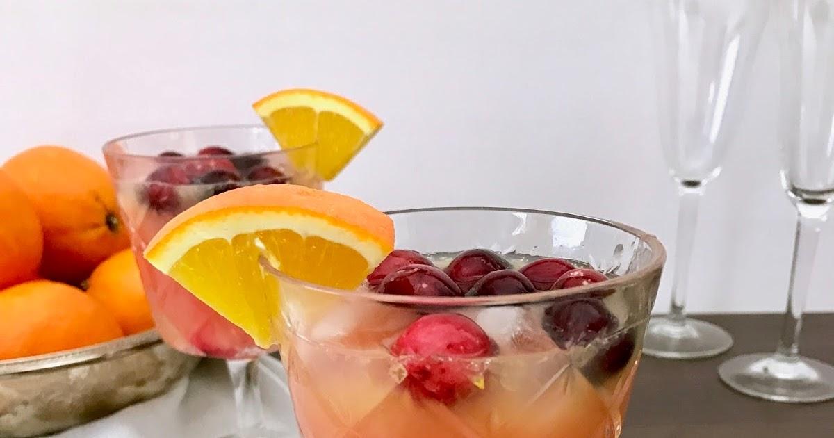 cranberry orangen cocktail anna lee eats foodblog mit. Black Bedroom Furniture Sets. Home Design Ideas