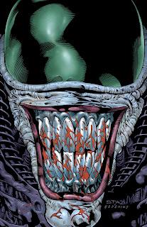 Batman / Aliens II # 1-3
