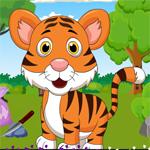 Games4King Smart Tiger Cub Rescue
