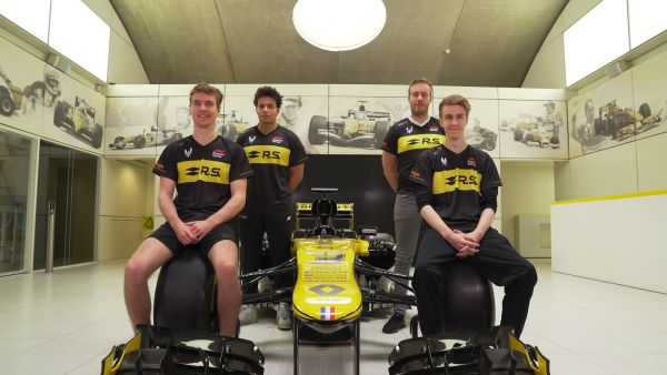 Renault Sport Team Vitality clinches fourth place in 2019 F1 Esports Series with two wins