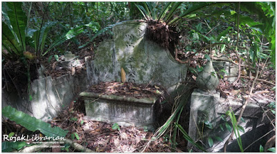 Ong Sam Bee's tomb