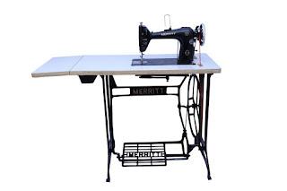 Foot sew machine
