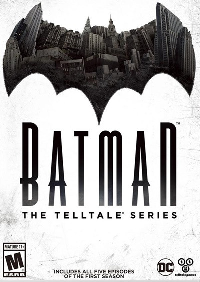 โหลดเกมส์ Batman: The Telltale Series - Shadows Edition