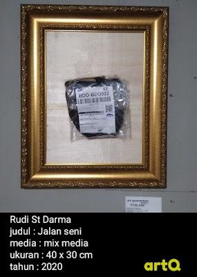 Jalan Seni Karya Rudi St Darma