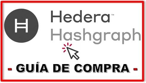 Cómo y Dónde Comprar Hedera Hashgraph HBAR Criptomoneda