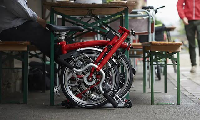 7 Alasan Sepeda Lipat Brompton Diminati Kalangan Atas