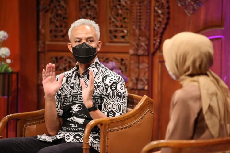 Gubernur Ganjar Siapkan Langkah Antisipatif Vaksinasi Bulan Ramadhan