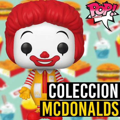 Lista de figuras Funko POP McDonalds