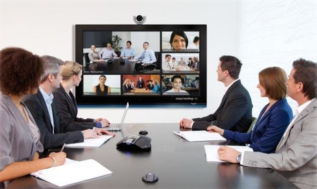 Hội nghị truyền hình Cisco và kết nối lao động toàn cầu