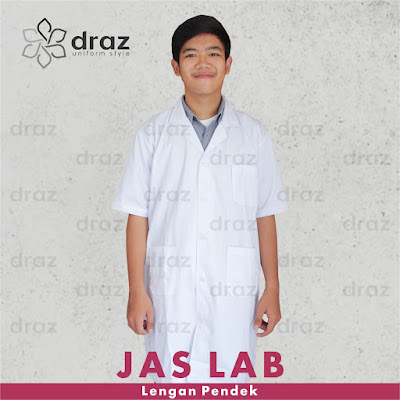 0812 1350 5729 Jasa Harga Bikin Jas Lab Lengan Pendek Praktikum Sekolah di Jakarta Selatan