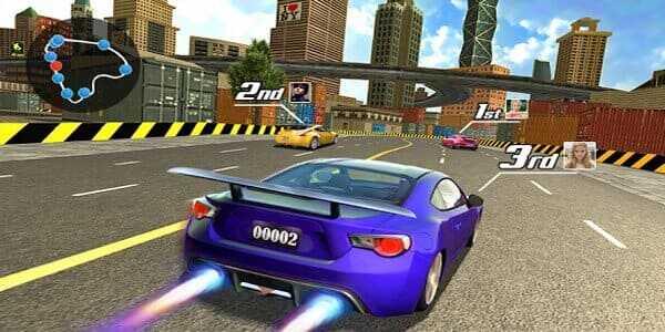 تحميل لعبة Street Racing 3D مهكرة للاندرويد