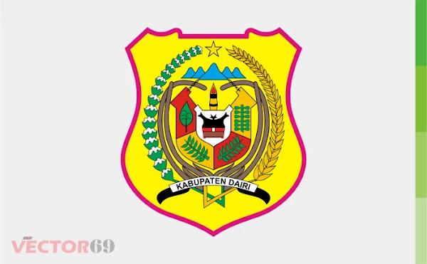 Kabupaten Dairi Logo - Download Vector File CDR (CorelDraw)