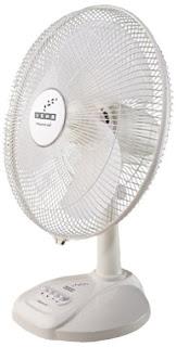 Usha Maxx Air 400mm 55-Watt Table Fan